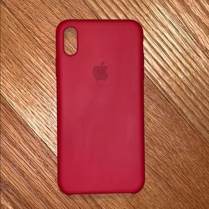 iphone xs max apple case